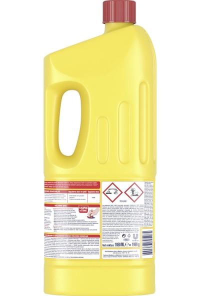 Domestos Çamaşır Suyu Limon Ferahlığı 1850 ml