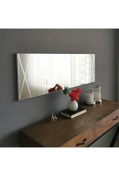 Neostill Dekoratif Ayna Duvar Salon Konsol Dresuar A321Y