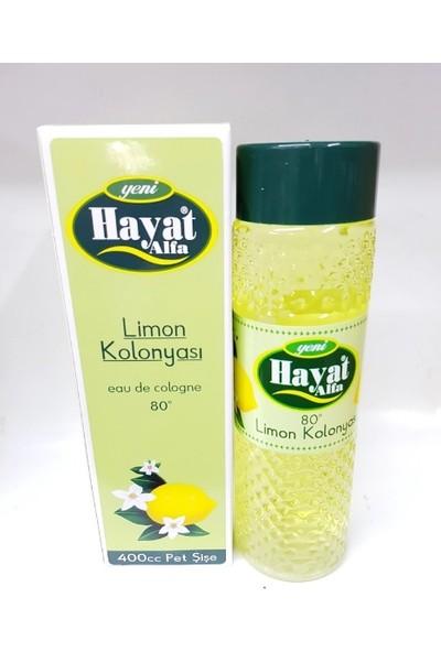 Hayat Limon Kolonyası 400 ml