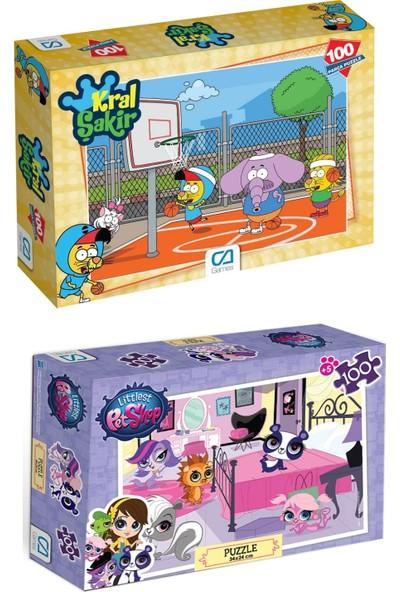 Ca Games 2'li Süper Puzzle Set(5068-5011)