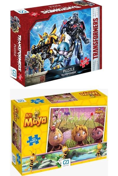 Ca Games 2'li Süper Puzzle Set(5007-5093)