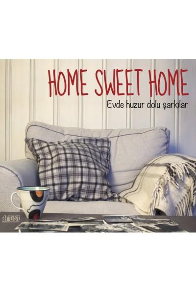 Evde Huzur Dolu Şarkılar - CD