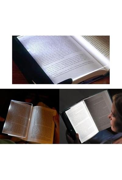 Wepools Kitap Arası Panel Ledli Okuma Işığı