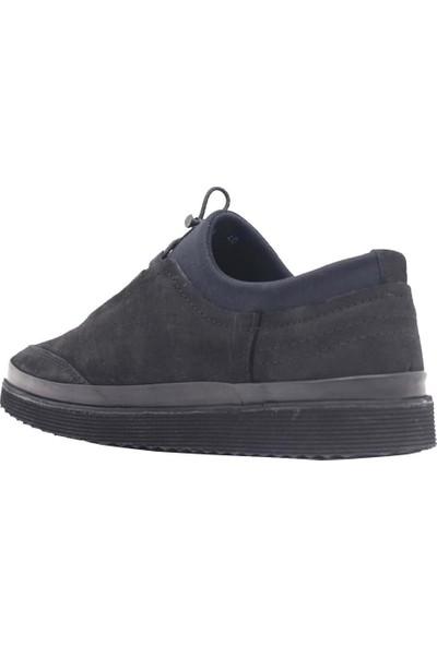Chartel Siyah Nubuk Erkek Günlük Ayakkabı 716