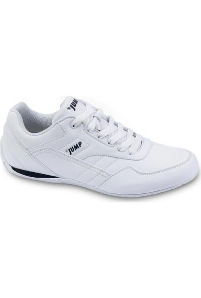 Jump Beyaz Erkek Spor Ayakkabı 24847