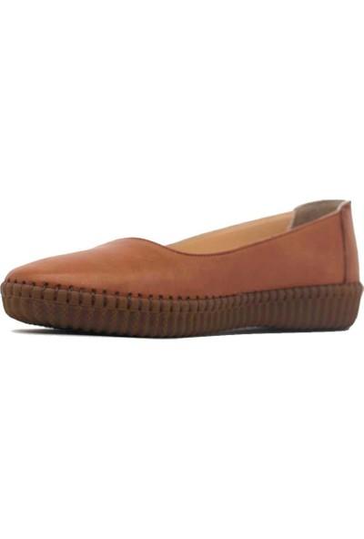 Marine Shoes Deri Kadın Ayakkabı 20Y-050-S7001