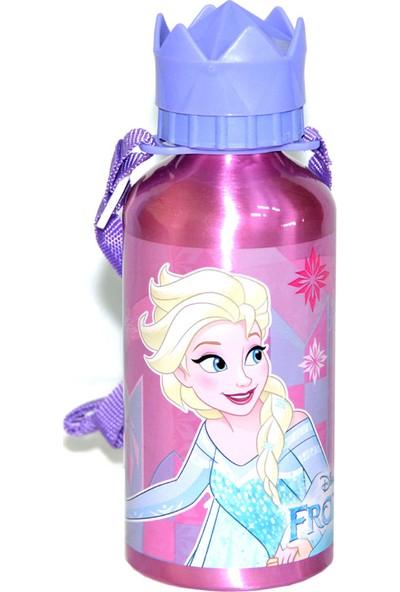 Disney Frozen 97849 Karakterli Metal Matara
