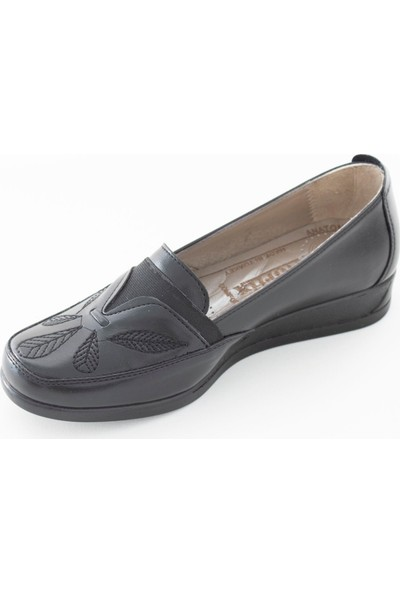 Norfix Kadın Siyah Günlük Ayakkabı