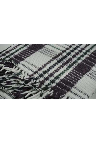 Başaran Tekstil Çok Amaçlı Pamuklu Tv Battaniyesi