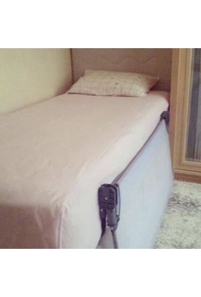 Agubugu Baby Katlanabilir Yatak Bariyeri Arabam ve Oyun Desenli
