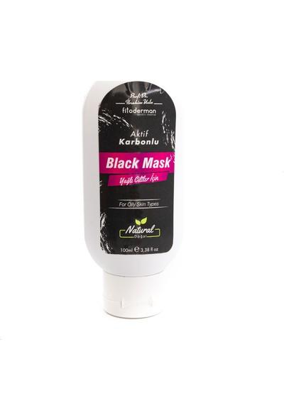 Fito Derman Aktif Karbonlu Black Mask 110 ml