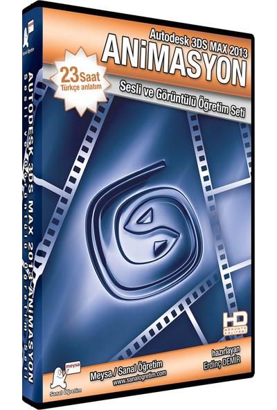 Sanal Öğretim 3ds Max Animasyon Video Eğitim Seti