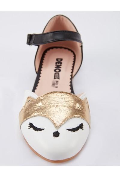 Denokids Fox Kız Çocuk Sandalet