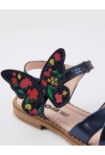 Denokids Kelebek Kız Çocuk Sandalet