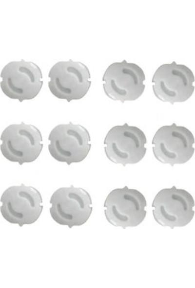 Minisium Bebek Priz Güvenliği 12 Adet