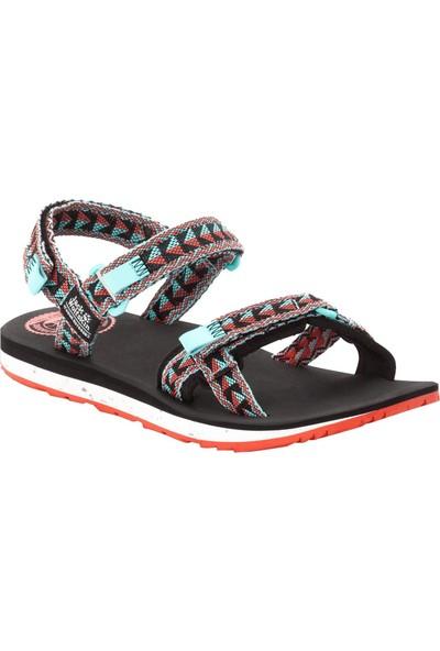 Jack Wolfskin Outfresh Sandal Kadın Sandalet - 4039461-6089