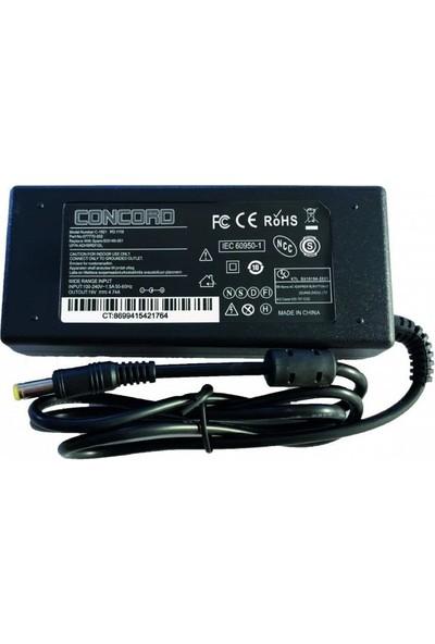 Concord Acer 19V 4.74AA 5.5*1.7mm Notebook Şarj Aleti Adaptör Laptop 90W