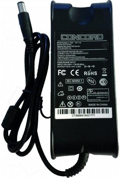 Concord Dell 19.5V 3.34A 7.4*5.0 Notebook Şarj Aleti Adaptör Laptop 65W