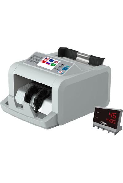 HTM Full Mix Karışık Para Sayma Makinesi Tl - Usd - Euro - Gbp