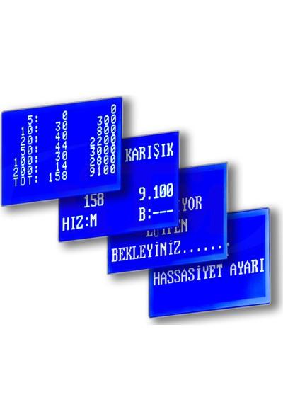 Mühlen Sucher 5 Profesyonel Karışık Para Sayma Makinesi