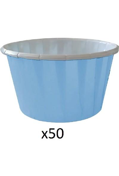 Hershey Mavi Kek Kapsülü 50'li