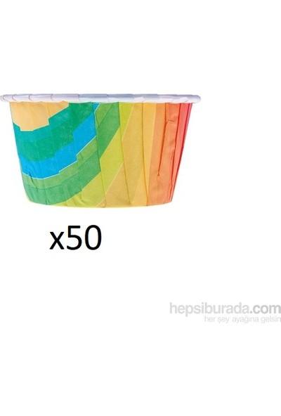 Hershey Gökkuşaği Kek Kapsülü 50 Li