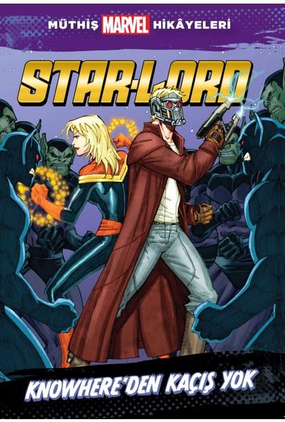 Star - Lord Knowhere'den Kaçış Yok - Chris Wyatt