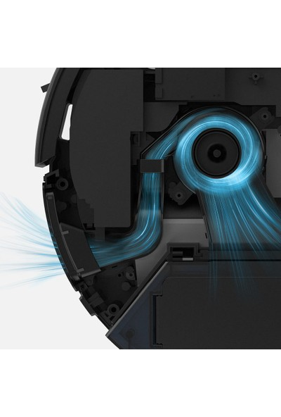 Tesvor T8 Akıllı Navigasyonlu Robot Süpürge