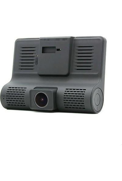 Kttech Büyük Ekranlı Full Hd Araç Kamerası Ön Arka + Park Kameralı
