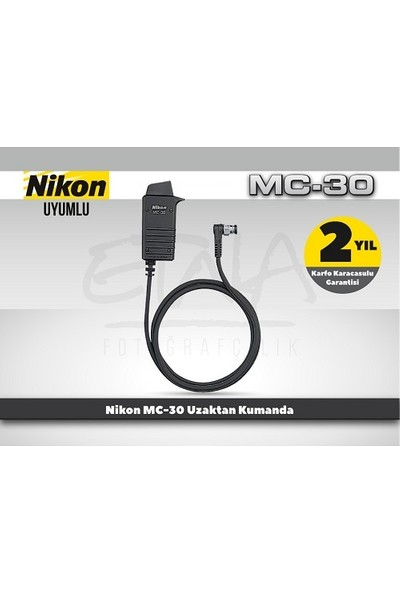 Nikon Mc-30 Uzaktan Kumanda