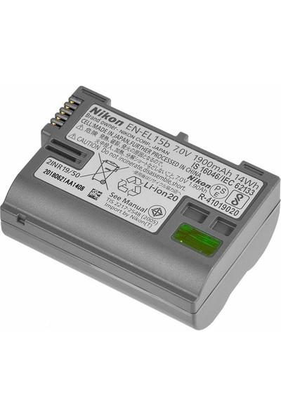 Nikon EN-EL15B Batarya (Distribütör Garantili)