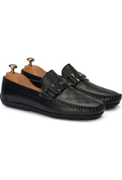 Muggo MB108 Erkek Loafer Ayakkabı
