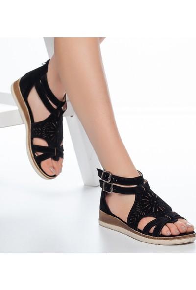 Muggo AYS62 Kadın Sandalet Ayakkabı