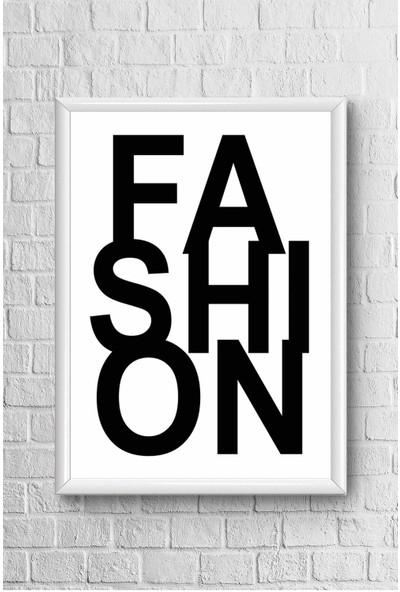 Lyn Home Fashion Çerçeveli Poster Tablo 23,5 x 33,5 cm
