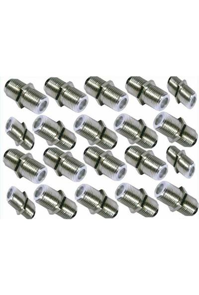 Ramtech 100 Adet F Ara Konnektör (180037)