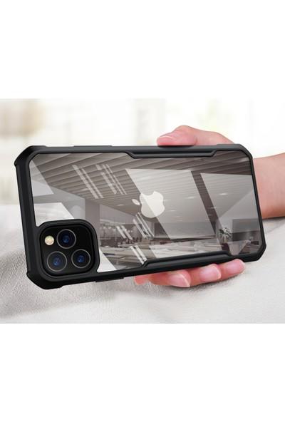 Xundd Apple iPhone 11 Pro Transparan Bumper Koruma Kılıfı