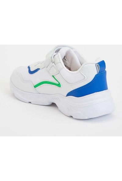 Defacto Erkek Çocuk Yüksek Tabanlı Bağcıklı Spor Ayakkabı