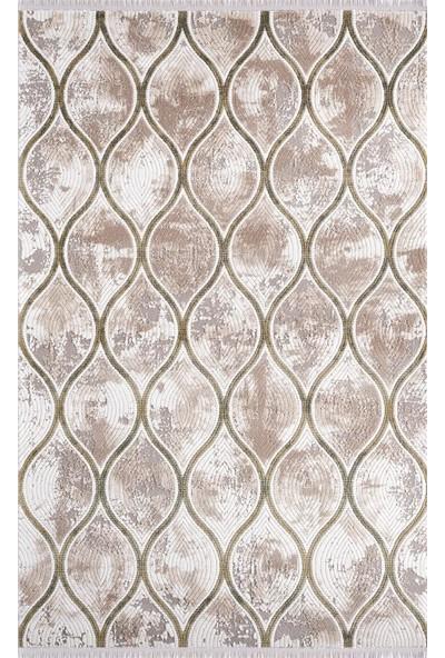 Halı Home Halı Soft 782 Gri En 100 cm Yolluk Halı 100 x 100 cm