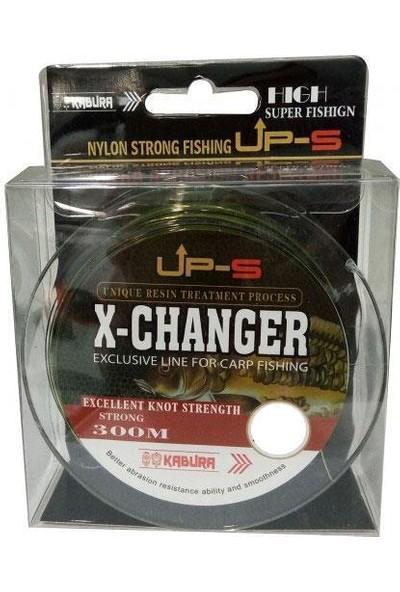 Kabura x -Changer 300 Metre 0.35 mm Carp Misina
