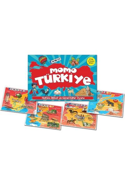 Momo Türkiye - Genel Kültür ve Hafıza Oyunu