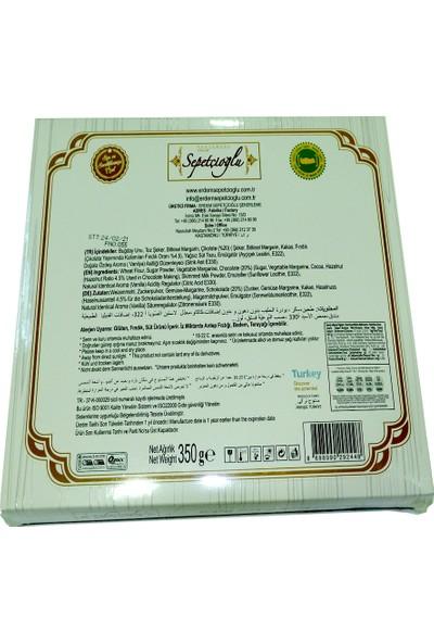 Sepetçioğlu Sade Çikolatalı Çekme Helva 350 gr
