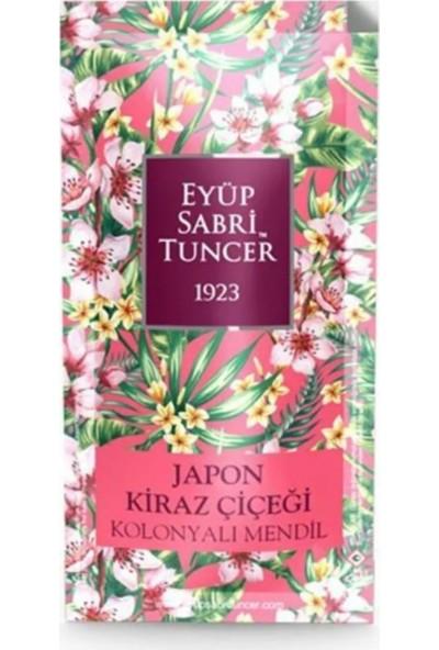 Kolonyalı Mendil Japon Kiraz Çiçeği 150 Adet
