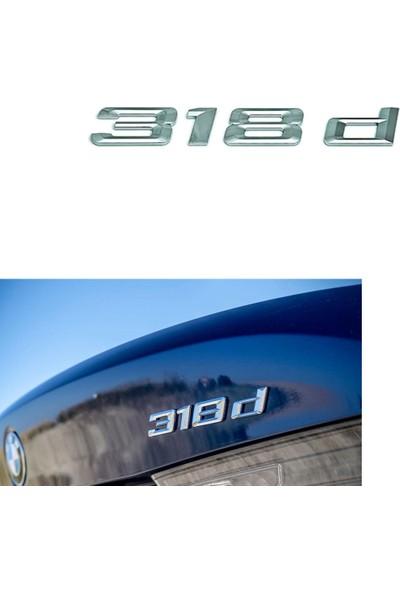 Bmw Depo Bmw 318D 3D Logo