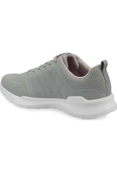 Kinetix ODAN PU M Gri Erkek Sneaker Ayakkabı