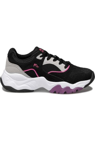 Lumberjack REGINA Siyah Kadın Sneaker Ayakkabı