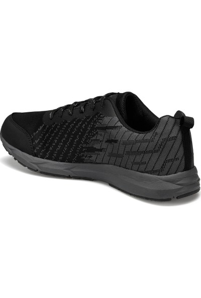 Lumberjack ZENHO Siyah Erkek Koşu Ayakkabısı