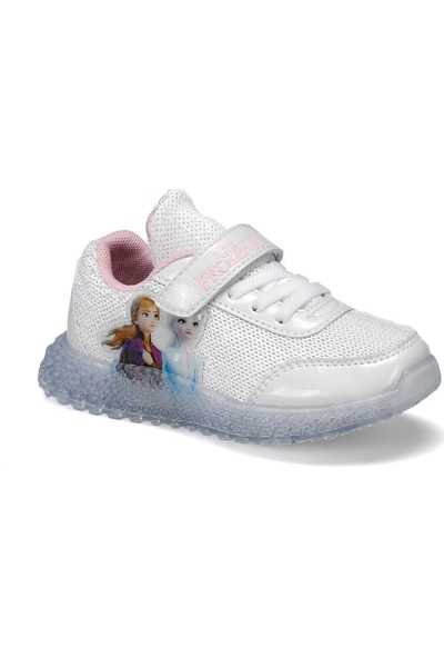 Frozen KAYLA.P Beyaz Kız Çocuk Spor Ayakkabı