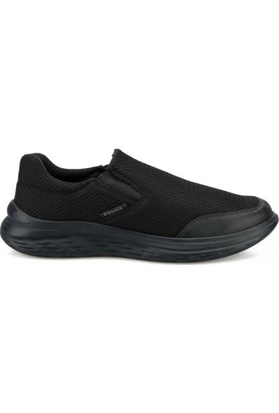 Kinetix CALIE Siyah Erkek Slip On Ayakkabı