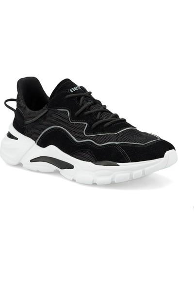 Kinetix TRACK M Siyah Erkek Sneaker Ayakkabı