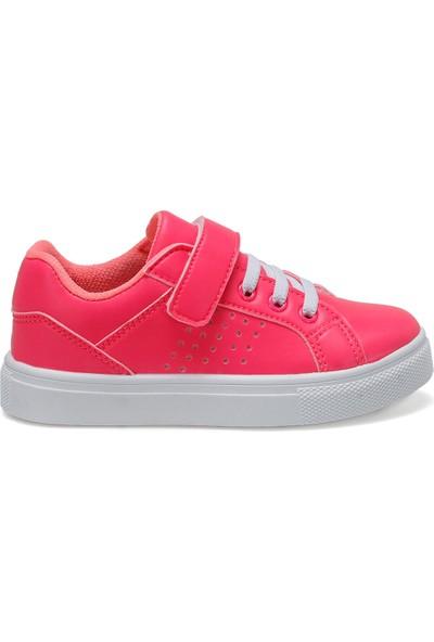 I Cool NEON Neon Pembe Kız Çocuk Sneaker Ayakkabı